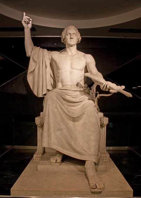 George_Washington_Greenough_statue